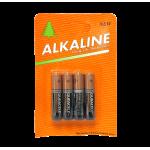 Alkaline Duracell AAA 4 Pack Hardware