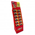 Eveready Floor Display Stand Hardware