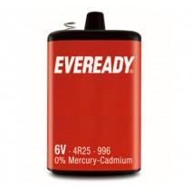 Eveready PJ996 4R25 6v 1 Pack