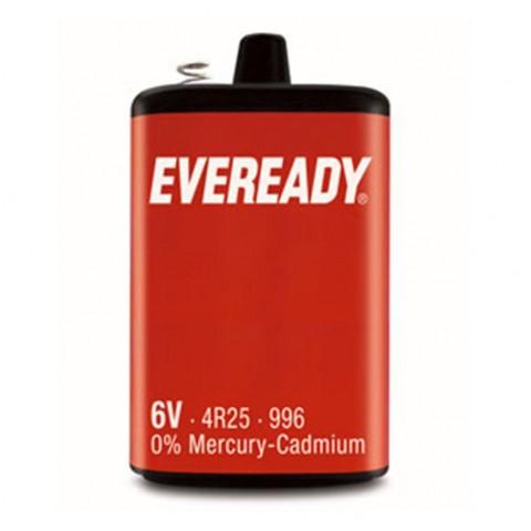 Eveready PJ996 4R25 6v 1 Pack Hardware