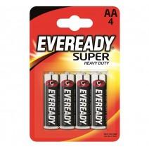 Eveready AA Super Heavy Duty 4 Pack