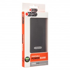 Object Portable Powerbank 5000mAh Hardware