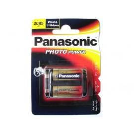 Panasonic 2CR5 Lithium Camera Battery 6v Hardware
