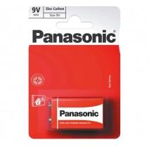 Panasonic 9v Zinc Carbon 1 Pack