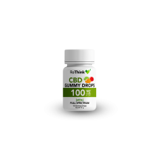 ReThink CBD Gummy Drops 100mg Health Care