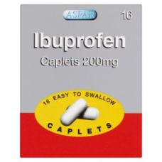Ibuprofen Caplets 16s Health Care