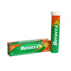 Berocca Orange Effervescents 15s Health Care