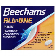 Beechams All in One Tablets 16s Health Care