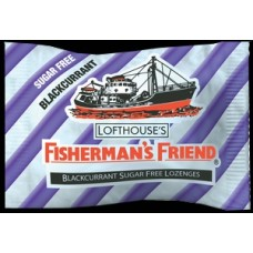 Fishermans Friend Blackcurrant  Health Care