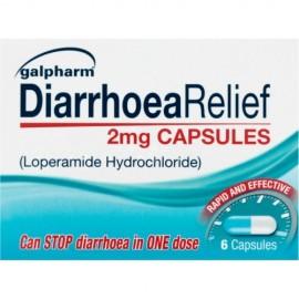 Diarrhoea Relief 6s Health Care