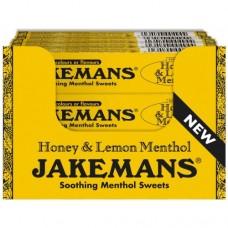 Jakemans Honey & Lemon Stick Pack Health Care