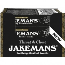 Jakemans Throat & Chest Stick Pack Health Care