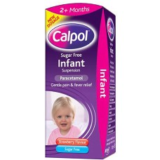 Calpol Infant Bottle 100ml Health Care