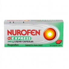 Nurofen Express Capsules 12s Health Care