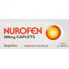 Nurofen Caplets 12s Health Care