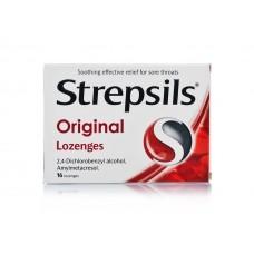 Strepsils Original 16s Health Care