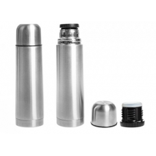Stainless Steel Flask 1 Litre Camping & Leisure