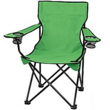 Folding Chair with Cup Holder Camping & Leisure