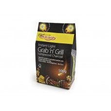 Bar-Be-Quick Grab n Grill Instant Light 500g Seasonal