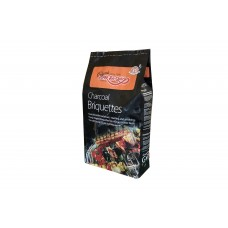 Bar-Be-Quick Charcoal Briquette 2.7kg Seasonal