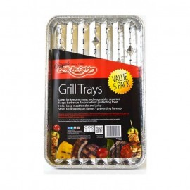 Bar-Be-Quick BBQ Grill Trays Seasonal