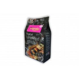 Bar-Be-Quick Charcoal Lumpwood 2.7kg