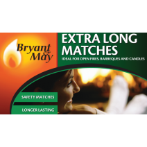 Bryant & May Extra Long Safety Matches
