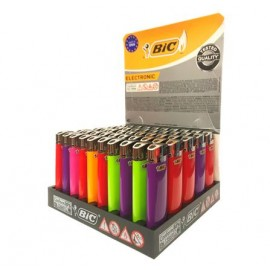 Bic J38 Electronic Refillable Lighter Smokers