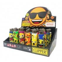 Clipper Pop Sewn Cover Refillable Lighter