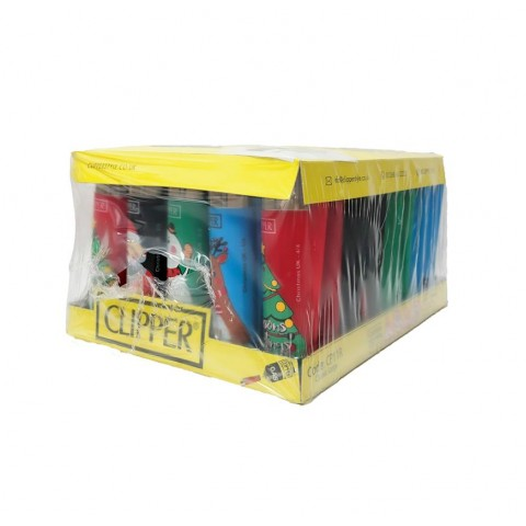 Clipper Christmas Lighter Smokers