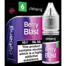 Debang Berry Blast E-Liquid 10ml LIQUIDS