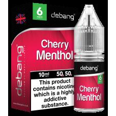 Debang Cherry Menthol E-Liquid 10ml Liquids