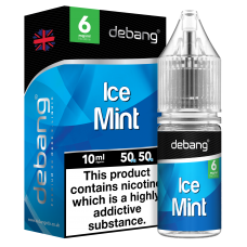 Debang Ice Mint E-Liquid 10ml LIQUIDS