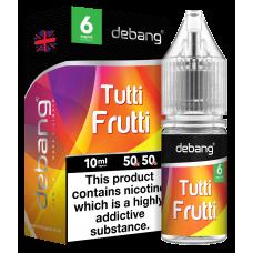 Debang Tutti Frutti E-Liquid 10ml Liquids