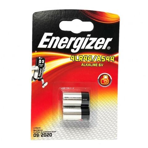 Energizer 4LR44 / A544 Alkaline 2 pack Hardware
