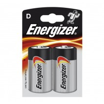 Energizer D Alkaline Power Battery 2 pack