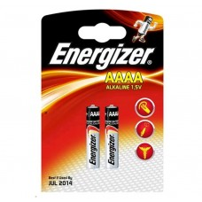 Energizer AAAA Alkaline 2 pack Hardware