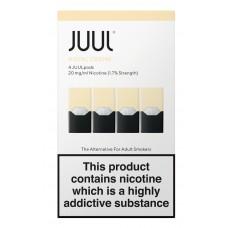 JUUL Royal Creme 4 Pods Liquids