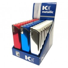 KTWO Metallic Electronic Lighter Smokers