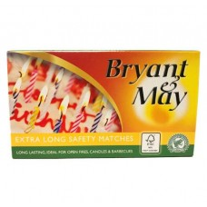 Bryant & May Extra Long Safety Matches Smokers