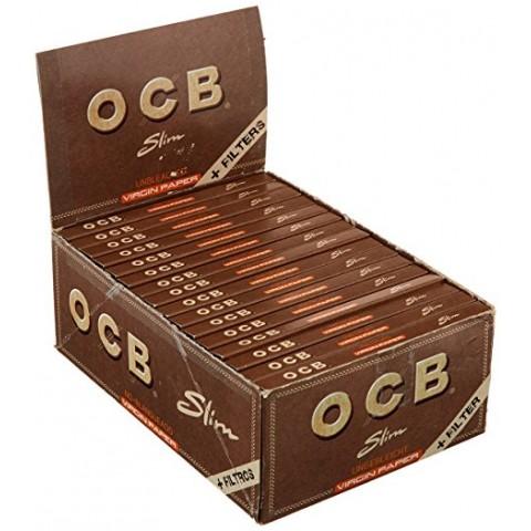 OCB Virgin Slim Papers Smokers