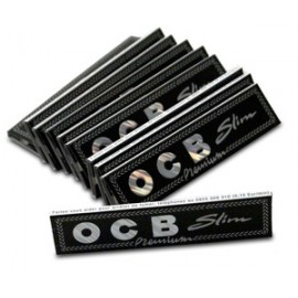 OCB Premium Slim Papers Smokers