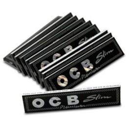 OCB Premium Slim Papers Smokers