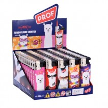 Prof Llama Piezo Turbo Lighters