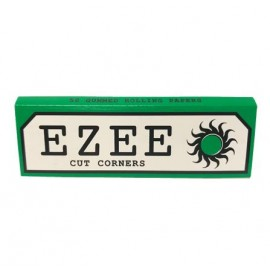 Ezee Regular Green Rolling Papers Liquids
