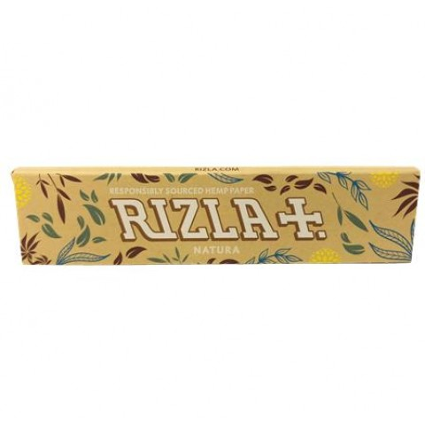 Rizla Natura King Size Slim Rolling Papers Smokers