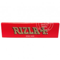 Rizla Red King Size Rolling Papers Smokers