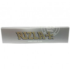Rizla Silver King Size Slim Rolling Papers Smokers