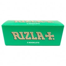 Rizla  Green Regular Multipack Rolling Papers