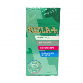 Rizla Menthol Ultra Slim Filter Tips Smokers